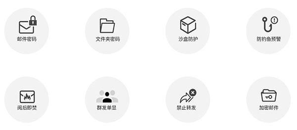 NC企业邮箱具有安全防护功能