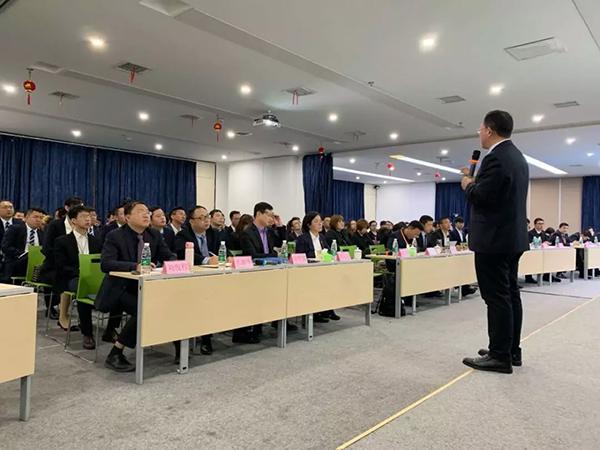 龙8国际pt老虎主会场单仁董事长分享