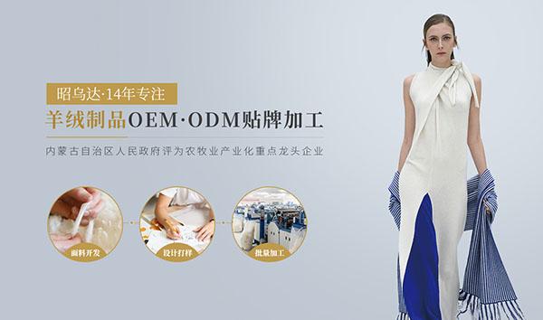 赤峰昭乌达羊绒制品有限责任公司-营销型网站案例展示
